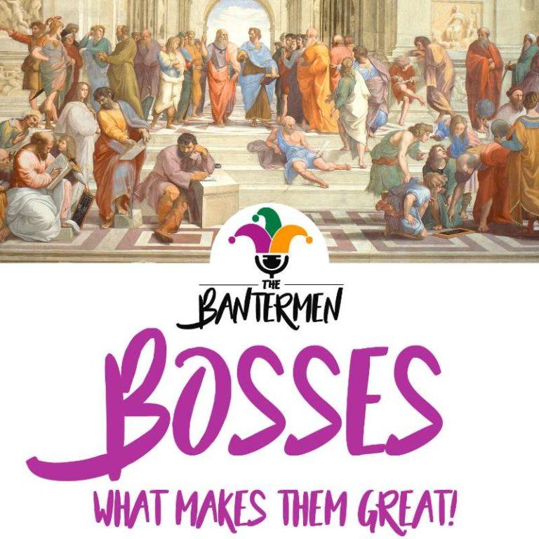 S1E10 – Bosses