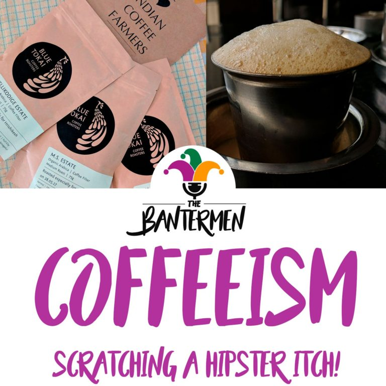 S1E11 – Coffeeism